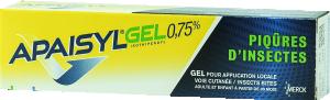 Apaisylgel 0,75%, gel pour application locale