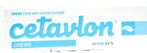 Cetavlon, crème