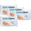 WATERWIPES Lingettes nettoyantes bébé Lot de 4
