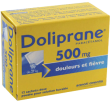 Doliprane 500 mg, poudre pour solution buvable en sachet-dose