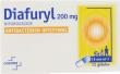 Diafuryl 200 mg, gélule