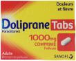 Dolipranecaps 1000 mg  gélule paracétamol