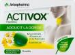 ARKOPHARMA  ACTIVOX sans sucre Past miel citron